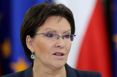 Ева Копач. Фото: AFP