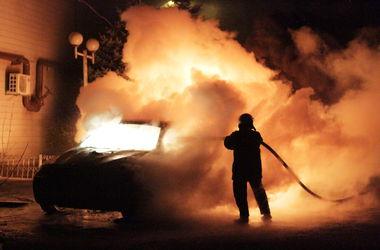 Автоподжоги. За прошлые выходные пожарные три раза выезжали тушить горевшие автомобили