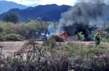В Аргентине столкнулись два вертолета: погибло 10 человек, фото AFP