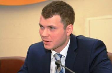Владислав Криклий, заместитель начальника Департамента ГАИ МВД Украины. Фото: mvs.gov.ua