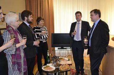 Новй посол Литви в Україні Маріус Януконіс. Фото: facebook