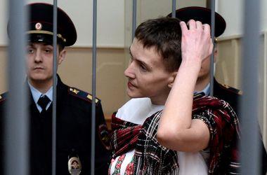 Надія Савченко, фото AFP