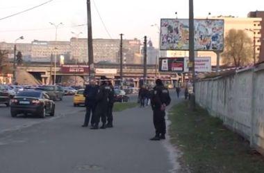 В Киеве совершено убийство