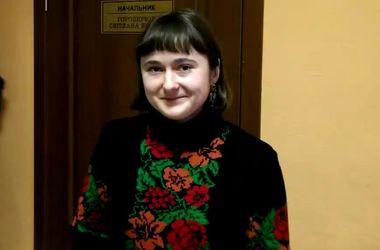 Ольга Лакиза. Суд выиграла, но загранпаспорт еще не получила. Фото из архива О. Лакизы