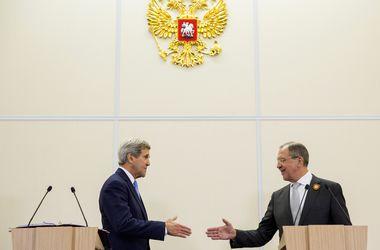 Керри на прошлой неделе провел переговоры с Лавровым и Путиным. Фото: AFP