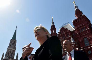 """Лидер французской партии """"Национальный фронт"""" Марин Ле Пен - желанная гостья в Москве.Фото: AFP"""