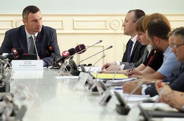 Кличко обратился к Ваврышу, чтобы тот написал заявление на увольнение