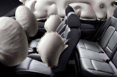 Как работают подушки безопасности в авто. Фото:ultramir.net