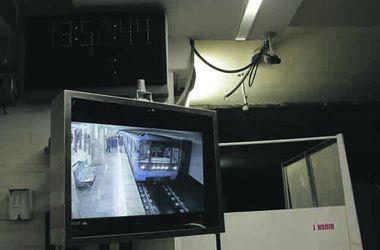 Подземка. Камеры видонаблюдения установят в поездах