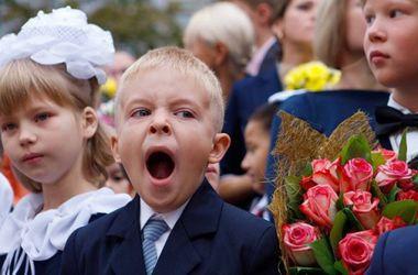 В Крыму на украинском языке обучается менее 1000 школьников.Фото: newsukraine.com.ua
