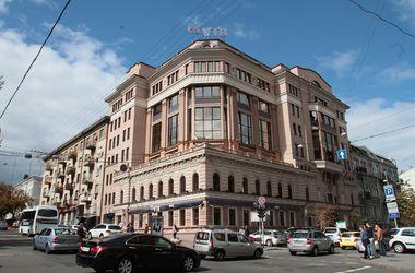 Бульвар Шевченко в Киеве