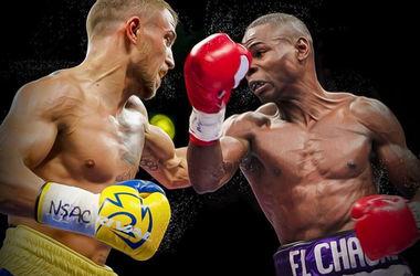 Ломаченко vs Ригондо. Фото boxing-mma.com