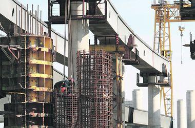 Мост. С долгостроя снимают металл и медные кабеля, грабят технику