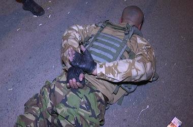 Задержание. Фото: kharkiv.mvs.gov.ua