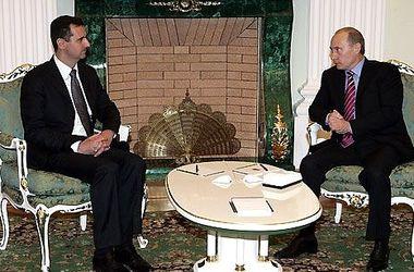 Путин и Асад. Фото: kremlin.ru