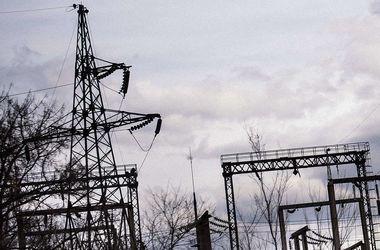 """Одна из четырех линий электропередач в Крым отключена. Фото: """"Сегодня"""""""