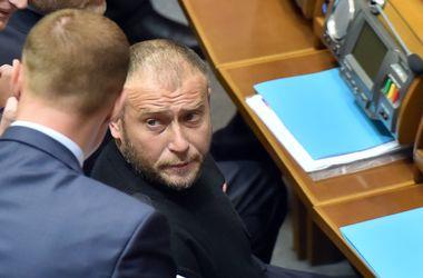 """Ярош в парламенті. Фото: архів """"Сегодня"""""""