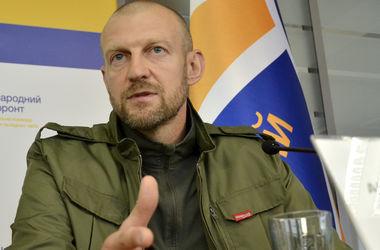 Андрій Тетерук. Фото: nfront.org.ua