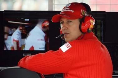 """Михаэль Шумахер выиграл семь титулов в качестве гонщика, а теперь консультирует """"Феррари"""". Фото AFP"""