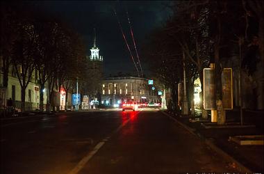 В Севастополе свет подают по часам. Фото: С. Анашкевич