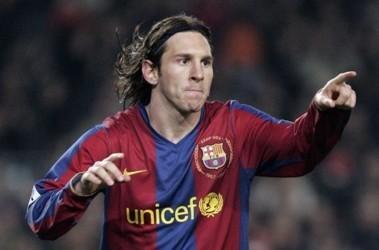 """Лионелль Месси в """"Барселоне"""" уже затмил самого Роналдиньо. Фото AFP"""