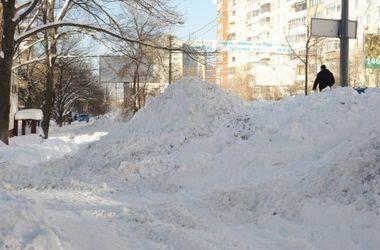 Россияне оригинально отомстили ЖЭКу за неуборку снега.Фото:aleksei.su