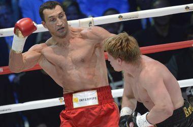 Кличко переміг Повєткіна в Москві. Фото AFP