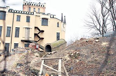 В замке Ричарда будут сдавать квартиры