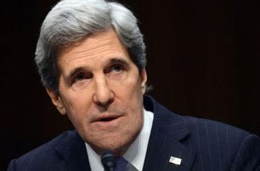 Джон Керри. Фото: AFP