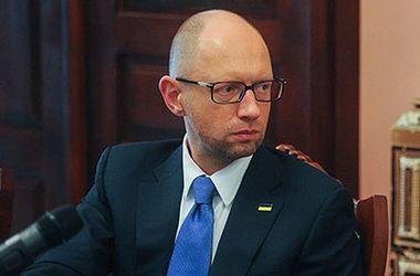Арсений Яценюк. Фото:kmu.gov.ua
