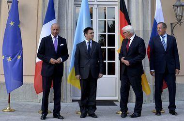 """Сьогодні в Парижі зустрінуться глави МЗС країн """"нормандської четвірки"""". Фото: AFP"""