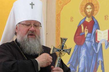 Митрополит Иларион. Фото:orthodoxy.org.ua