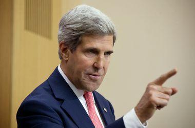 Джон Керрі. Фото: AFP
