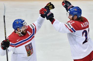 Чешская радость. Фото AFP