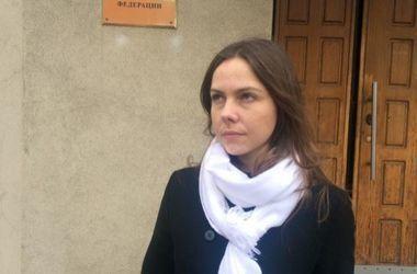 Вера Савченко раскритиковала СМИ. Фото:Alex Ryabchyn / Facebook