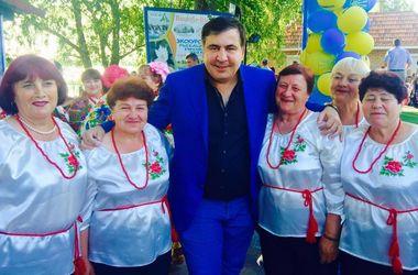Михайло Саакашвілі рік займався кадрами. Фото: facebook.com/SaakashviliMikheil