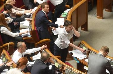 Надія Савченко. Фото: AFP