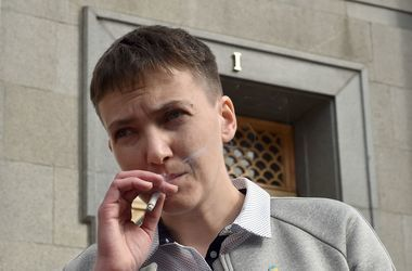Савченко хоче обміну полоненими. Фото: AFP