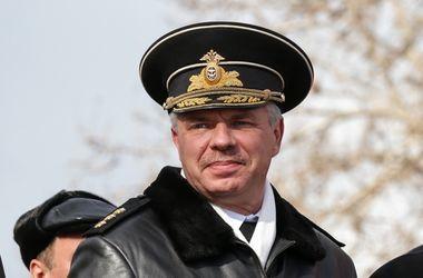 Командувач ЧФ РФ Олександр Вітко. Фото: ТАСС