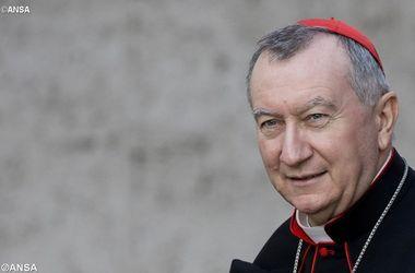 Державний секретар Ватикану кардинал П'єтро Паролін