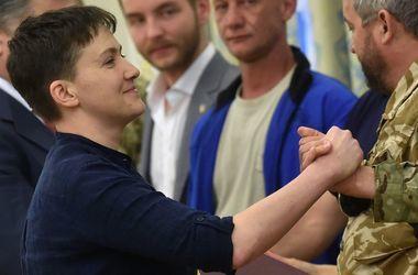 После освобождения Савченко россияне стали намного лучше относиться к Украине. Фото: AFP