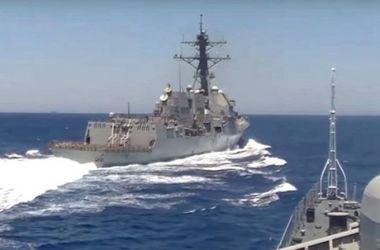 Инцидент произошел в средиземном море. Кадр: youtube