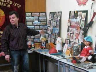 Выставка родом из детства, фото Ю.Тесленко
