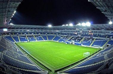 "Стадион ""Черноморец"" в Одессе"