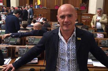 Нардеп Вячеслав Константиновский. Фото: Facebook