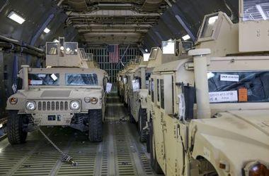 Військова допомога Україні. Фото: president.gov.ua