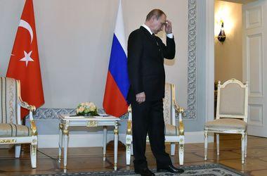 Владимир Путин. Фото:AFP
