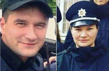 Загиблі поліцейські. Фото: facebook.com