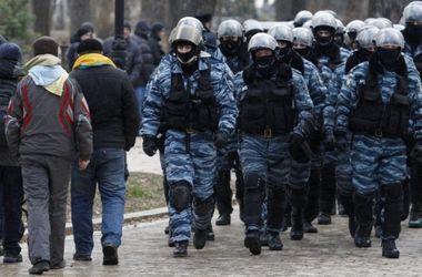 """Показания Шаповалова позволят идентифицировать других """"беркутовцев"""". Фото: AFP"""