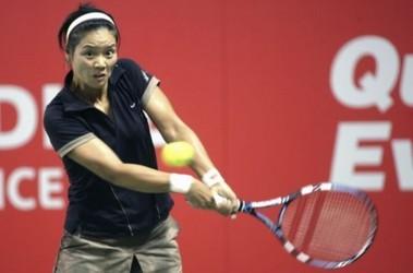 На Ли. Китайская теннисистка возглавила первый рейтинг чемпионской гонки 2008 года. Фото АР